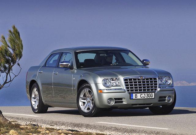 Chrysler 300C, rabljen napake težave okvare vpoklici