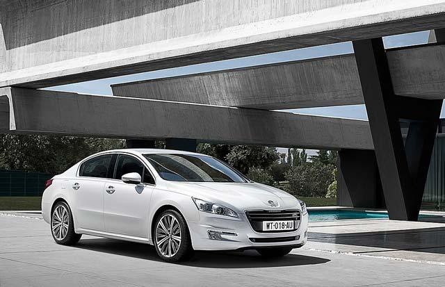 Peugeot 508 - rabljen napake težave okvare vpoklici