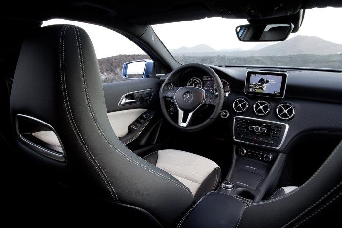 Mercedes-Benz A, pregled napak, težav, okvar in vpoklicev