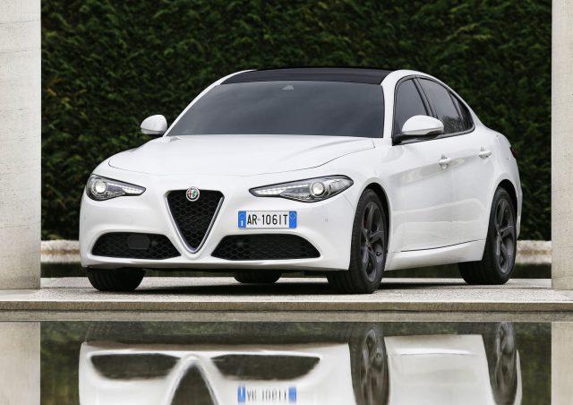 Alfa Romeo Giulia napaka okvara tezava problem vpoklic zanesljivost nakup rabljenega