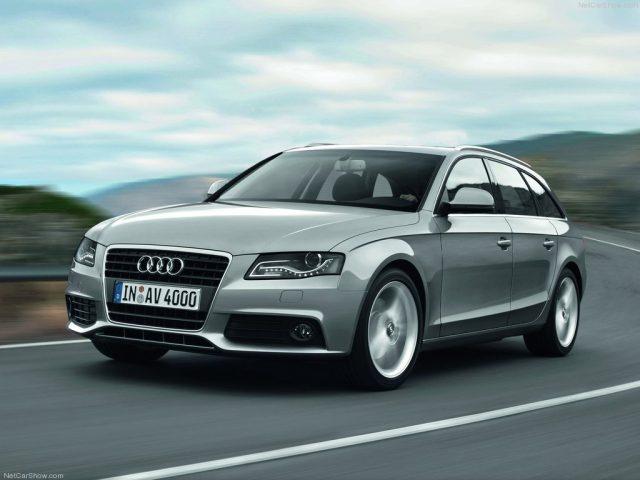 Audi-A4 napaka okvara problem vpoklic zanesljivost nakup