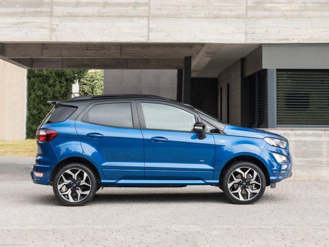 Ford-EcoSport-napaka okvara tezava problem vpoklic zanesljivost nakup rabljenega