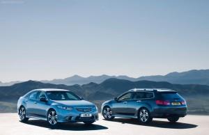 Honda Accord rabljen napake težave okvare vpoklici zanesljivost