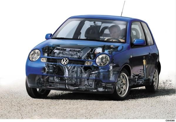 Volkswagen Lupo Tehnika