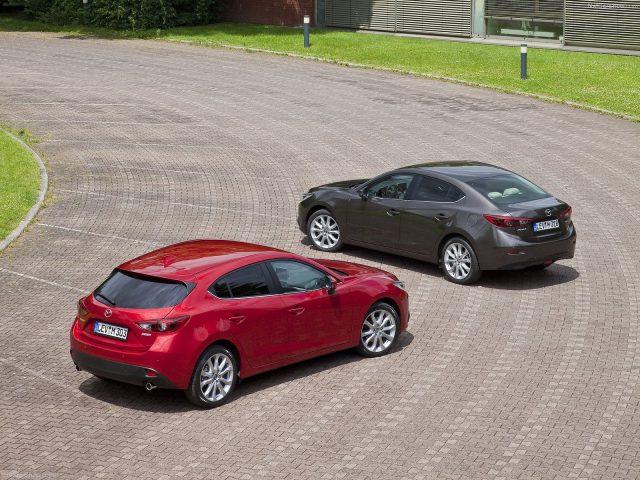 Mazda-3 napaka okvara tezava problem vpoklic zanesljivost