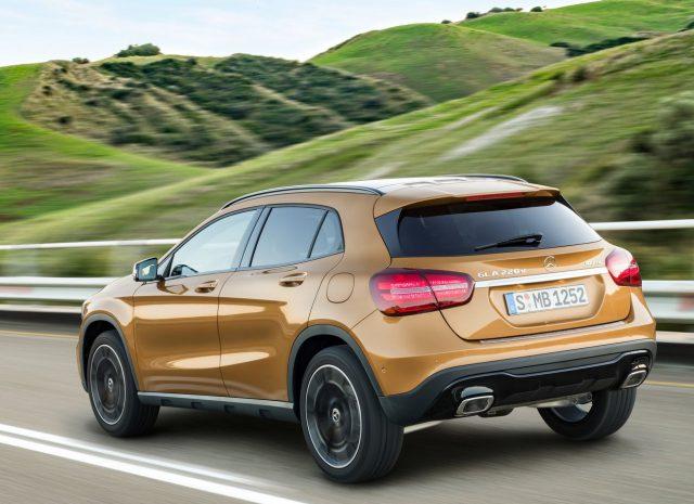 Mercedes Benz GLA napaka okvara tezava problem vpoklic zanesljivost nakup rabljenega