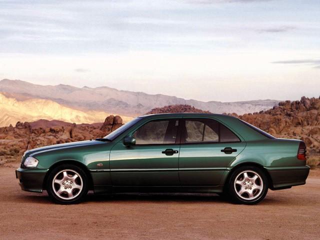 Mercedes-Benz razred C - napake, težave, problem