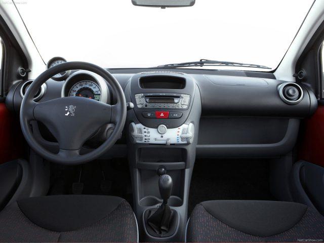 Peugeot-107 napaka okvara teyava problem vpoklic zanesljivost nakup