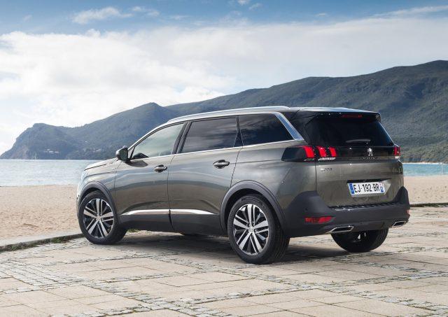 Peugeot 5008 napaka okvara tezava problem vpoklic zanesljivost nakup rabljenega