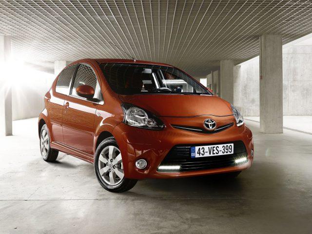 Toyota-Aygo-napaka okvara tezava problem vpoklic zanesljivost nakup rabljenega