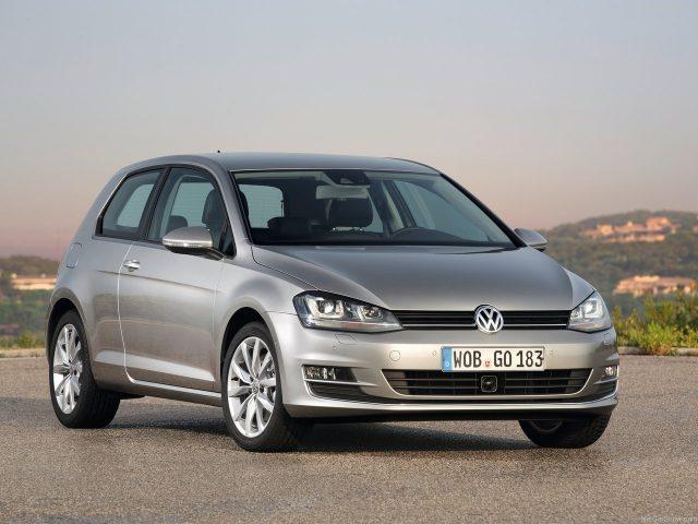 Volkswagen-Golf-7 napaka okvara težava problem vpoklic zanesljivost