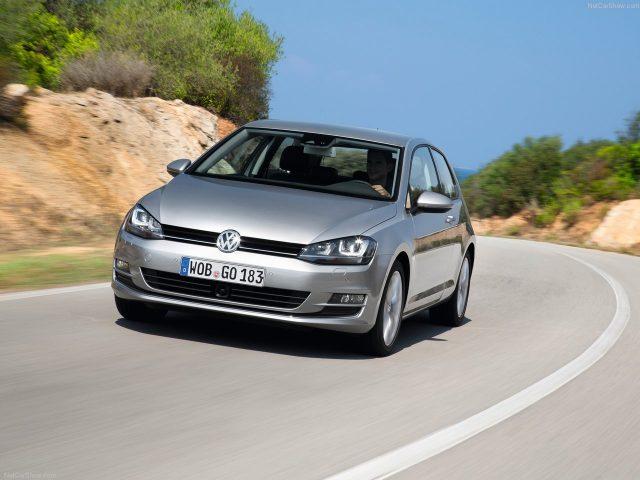 Volkswagen-Golf 7 napaka okvara težava problem vpoklic zanesljivost