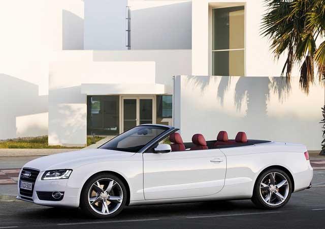 Audi A5 rabljen napake težave okvare vpoklici