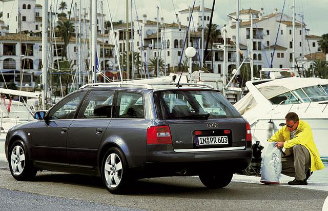 Audi A6 napake, rabljen, težave, problemi, vpoklici