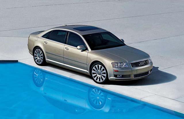 Audi A8 - rabljen napake težave okvare vpoklici
