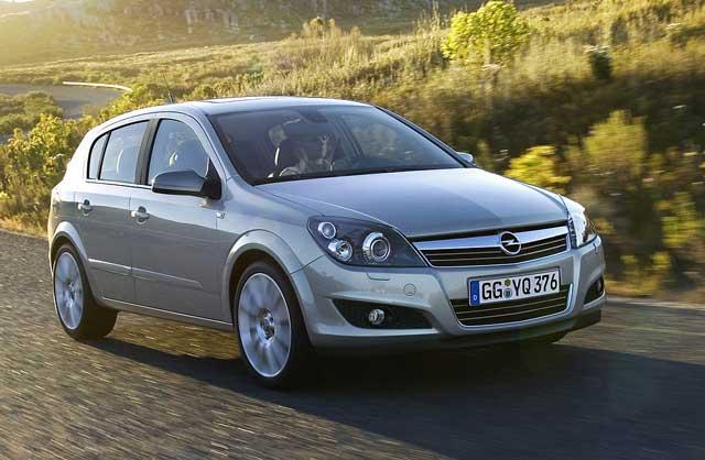 Opel Astra - pregled težav, napak, vpoklicev, problemi