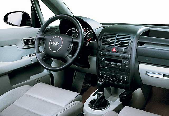 Audi A2, pregled napak, težav, okvar, vpoklicev