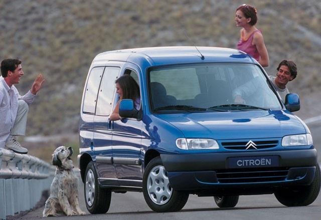 Citroën Berlingo - - rabljen napake težave okvare vpoklici