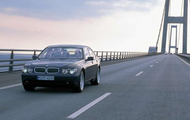 BMW serije 7, pregled napak, težav, okvar in problemov