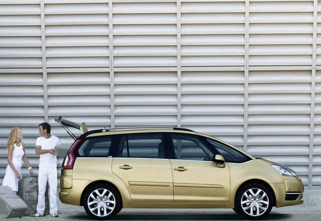 C4 grand picasso, napake, težave, vpoklici, problemi, rabljen avto