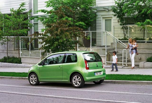 Škoda Citigo - Volkswagen Up - napake težave okvare vpoklici