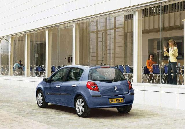 Renault Clio 3, težave, okvare, problemi, napake