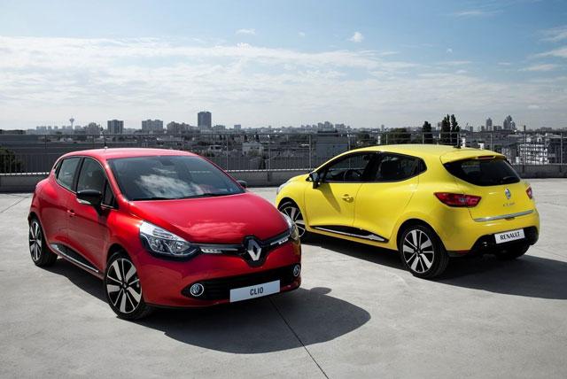 Renault Clio rabljen napake težave okvare vpoklici