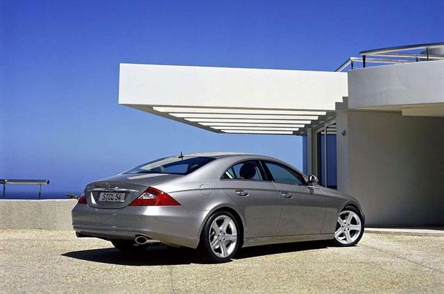 Mercedes-Benz CLS pregled napak težav okvar vpoklicev rabljen avto