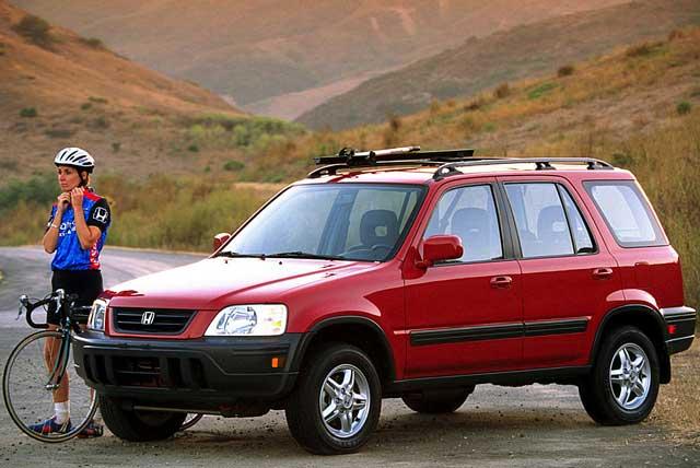 Honda CR-V problemi napake vpoklici okvare