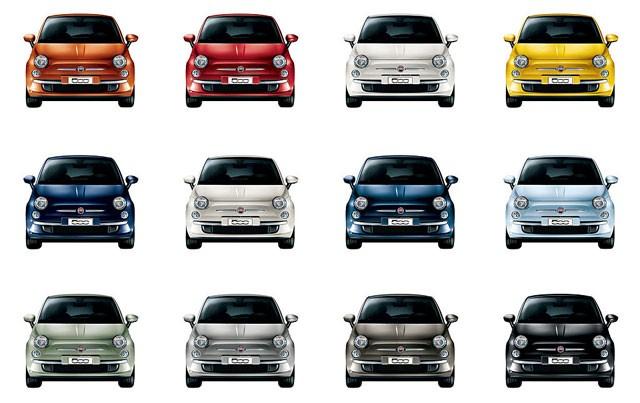 Fiat 500, pregled napak, težav, problemov in vpoklicev