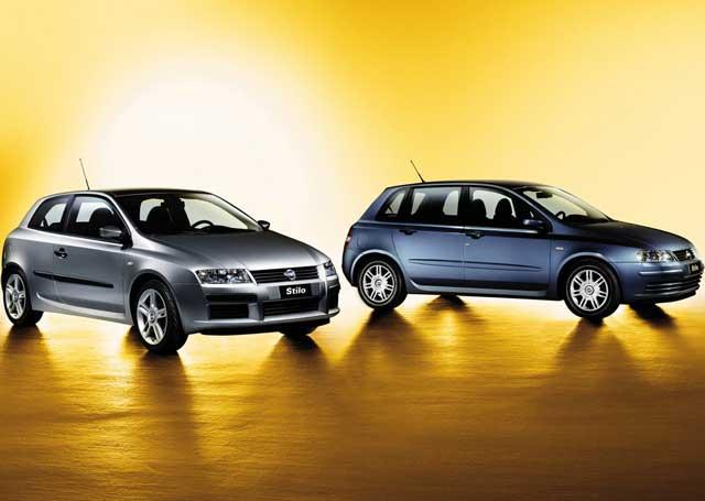Fiat Stilo - pogoste napake, okvare. težave, vpoklici
