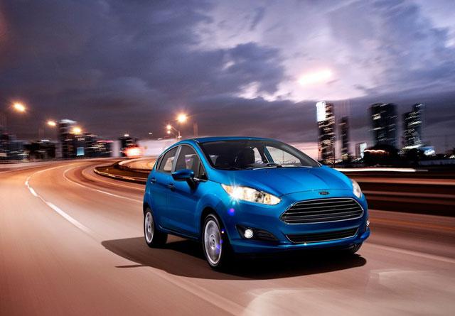 Ford Fiesta rabljen napake težave okvare vpoklici