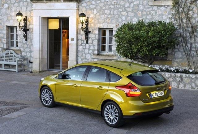 Ford Focus  rabljen napake težave okvare vpoklici
