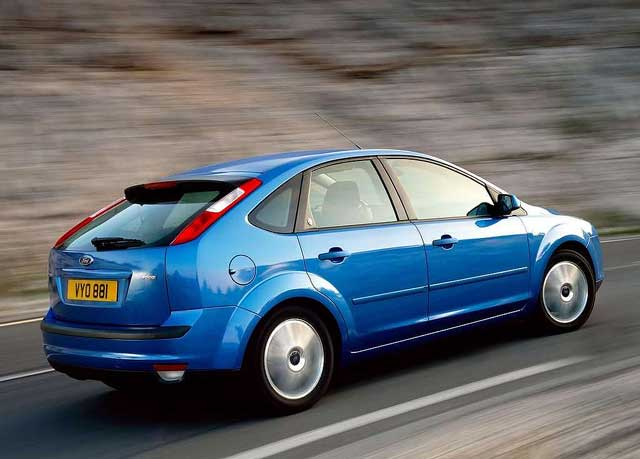 Ford Focus problem napake težave okvare