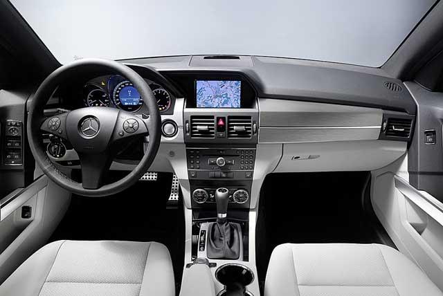 Mercedes GLK zanesljivost, napake, težave, okvare