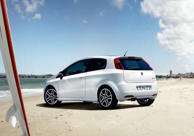 Rabljen Fiat  Grande Punto napake težave okvare vpoklici