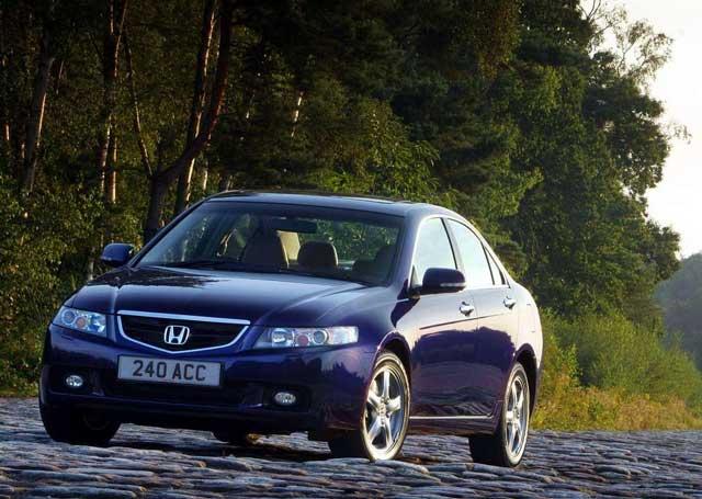 Honda Accord - problemi, napake, vpoklici, težave