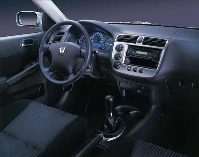 Honda Civic - pregled napak, težav, okvar, vpoklicev