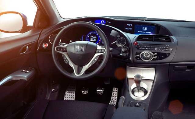 Honda Civic, pregled napak, okvar, vpoklicev