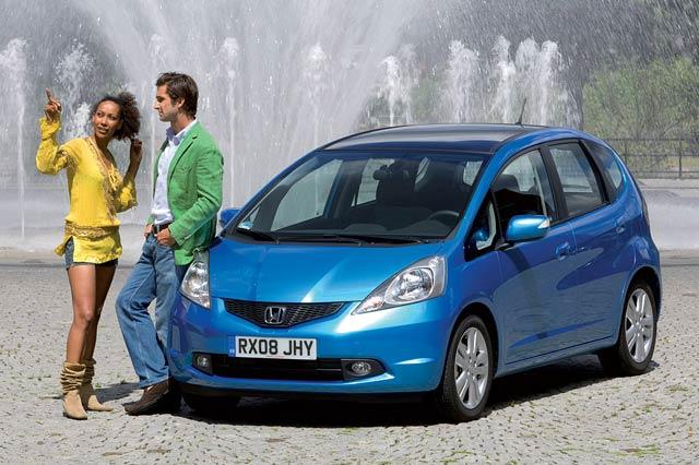 Honda Jazz - pregled napak, težav, okvar, vpoklicev