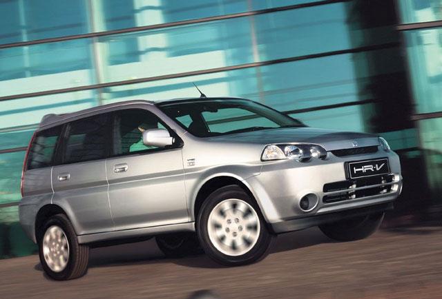 Honda HR-V HRV rabljen napake težave okvare vpoklici