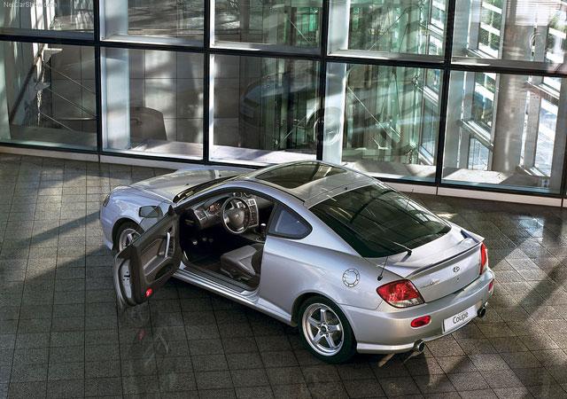 Hyundai Coupe - pregled napak, težav, problemov, okvar in vpoklicev