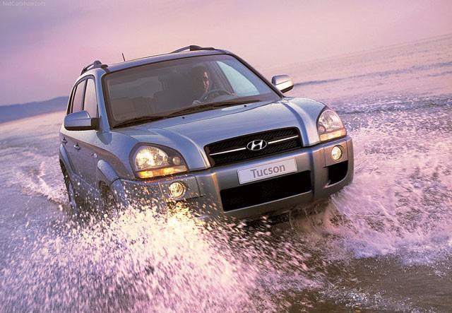 Hyundai Tucson, pregled napak, težav, okvar in vpoklicev