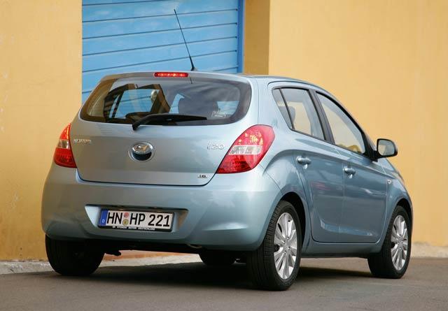 Hyundai i20, pregled napak, težav, vpoklicev in problemov