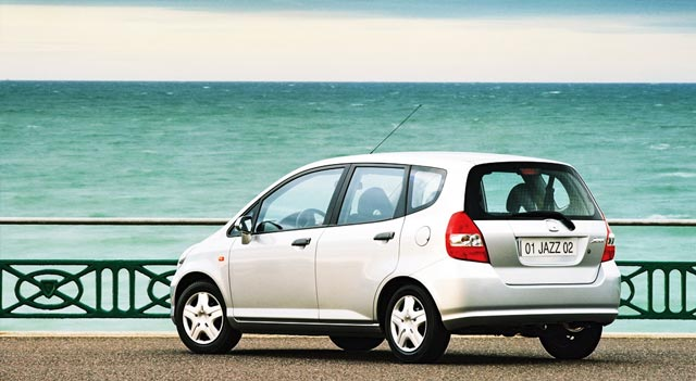 Honda Jazz - pregled napak, težav, okvar in vpoklicev