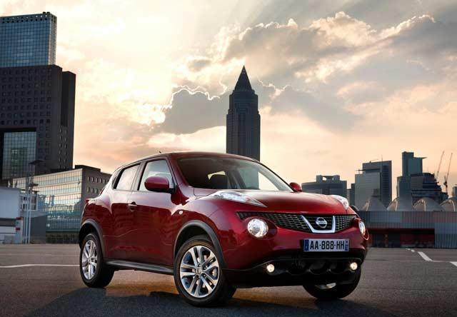 Nissan Juke rabljen napake težave okvare vpoklici