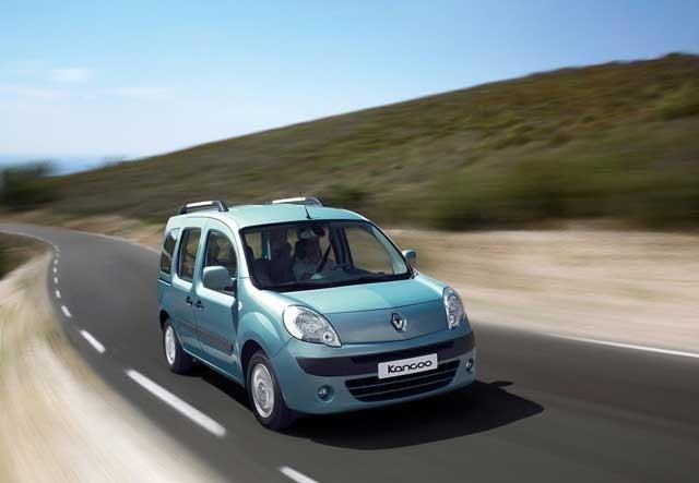 Renault kangoo rabljen napake težave okvare vpoklici