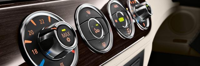 Klimatska naprava v avtu