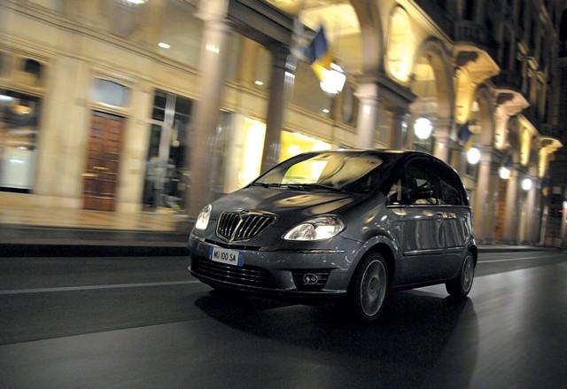 Lancia Musa - rabljen napake težave okvare vpoklici