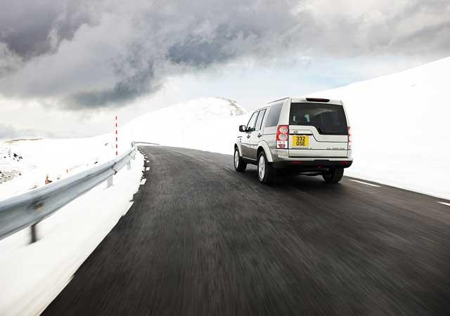 Land Rover Discovery - rabljen napake težave okvare vpoklici